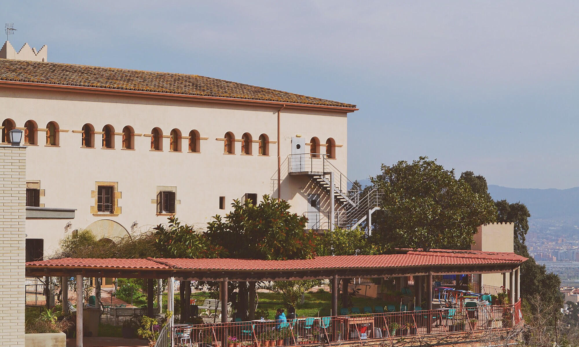 Residencia Mª de la Salud